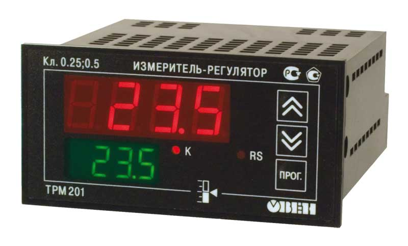 Измеритель описание регулятор овен